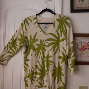 CHICO'S Silk Blend Pullover Top Size 3 - XL - 16